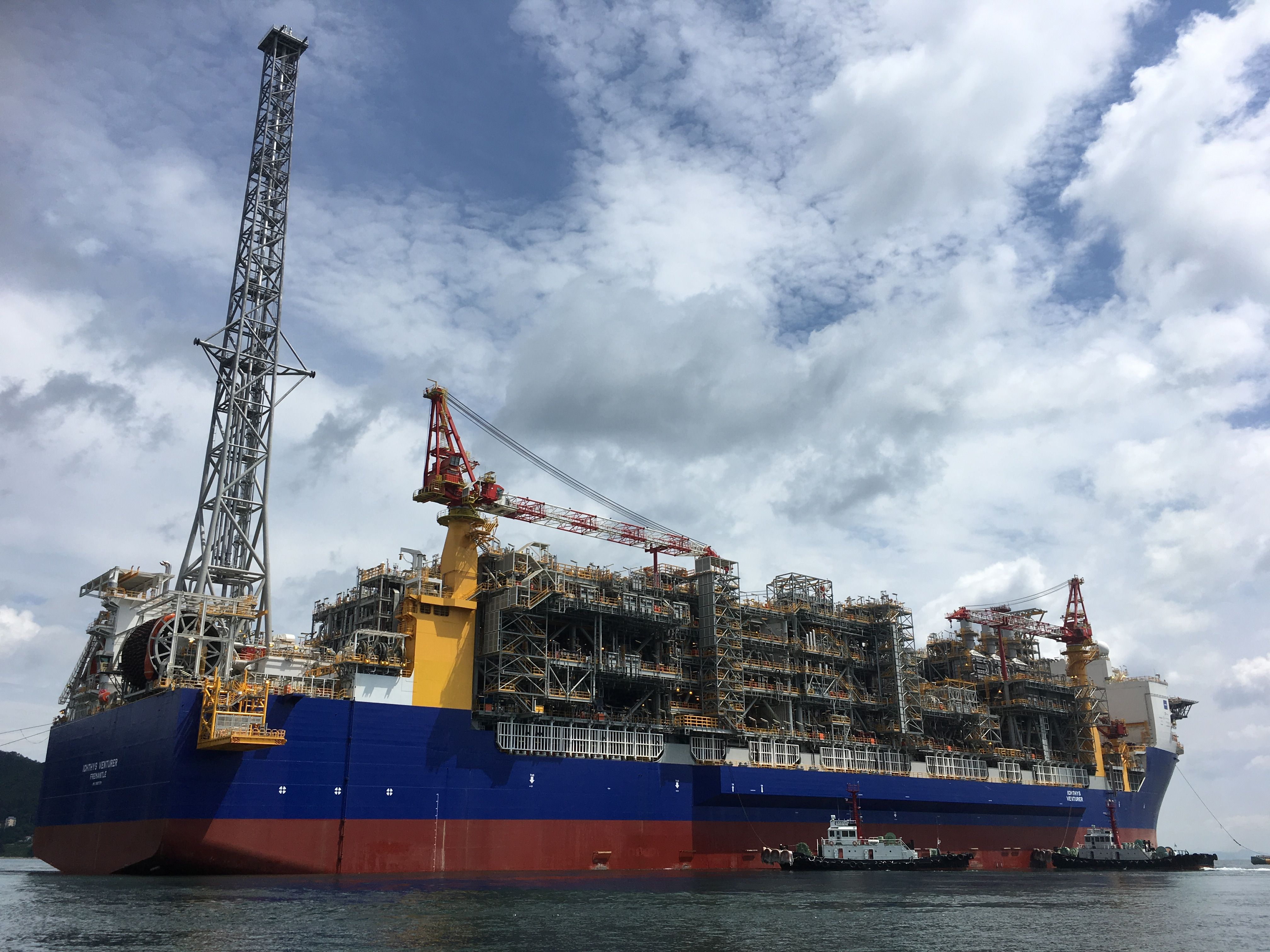 LNG - EXO INTERNATIONAL Specific environments - Lifting and